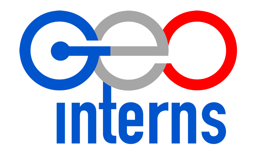 Logo for GEOinterns: Virtual Internship Placement